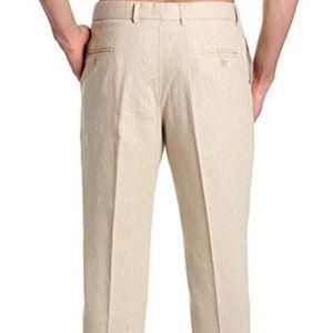 CONCITOR Los Angeles LINEN Men's Dress Pants 40x32